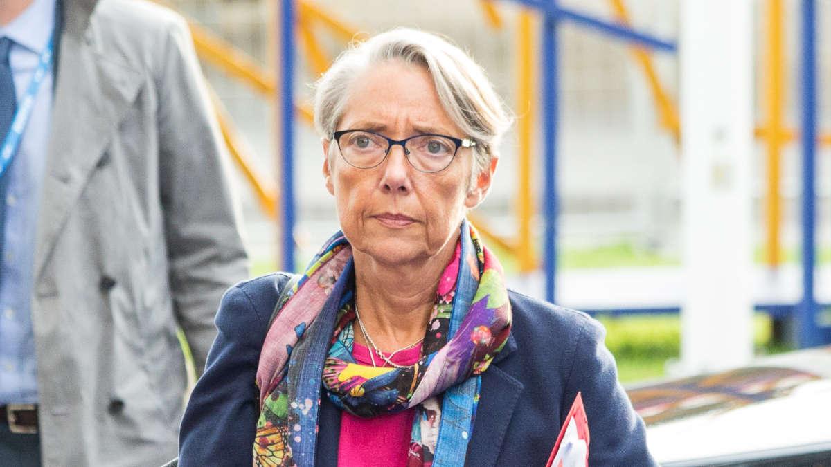 La ministre française Elisabeth Borne
