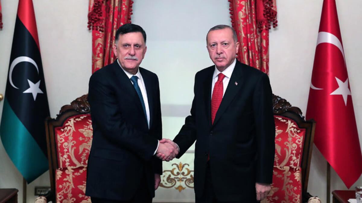 Erdogan et Fayez