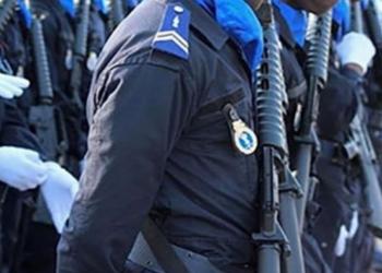des gendarmes sénégalais. Photo : DR