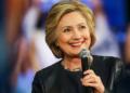 Droit de vote aux USA : Hillary Clinton prend position