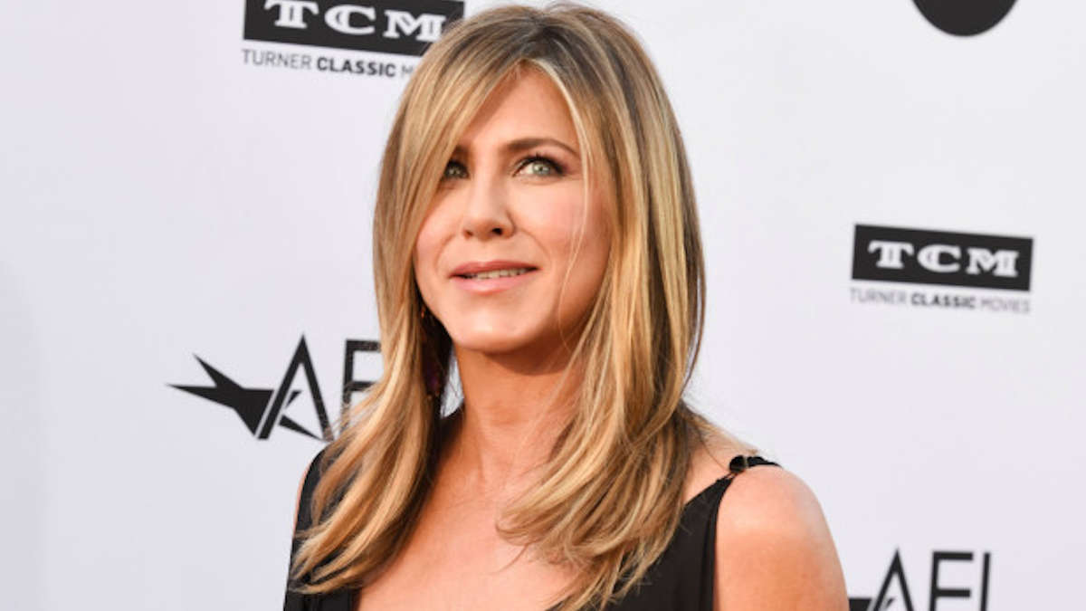 Jennifer Aniston - Getty Images