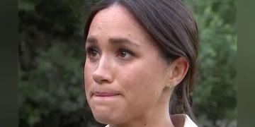 Meghan Markle - Capture d'écran ITV News