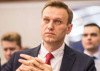 Alexeï Navalny [EPA NAVALNY'S CAMPAIGN HEADQUARTERS - EVGENY FELDMAN]