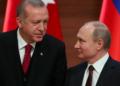 Covid-19 : Poutine met fin à son isolement et rencontre Erdogan