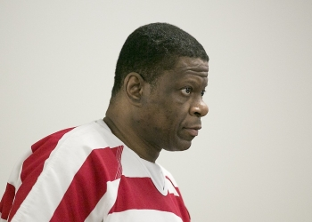 Rodney Reed. Photo: Ralph Barrera / Austin American-Statesman via AP