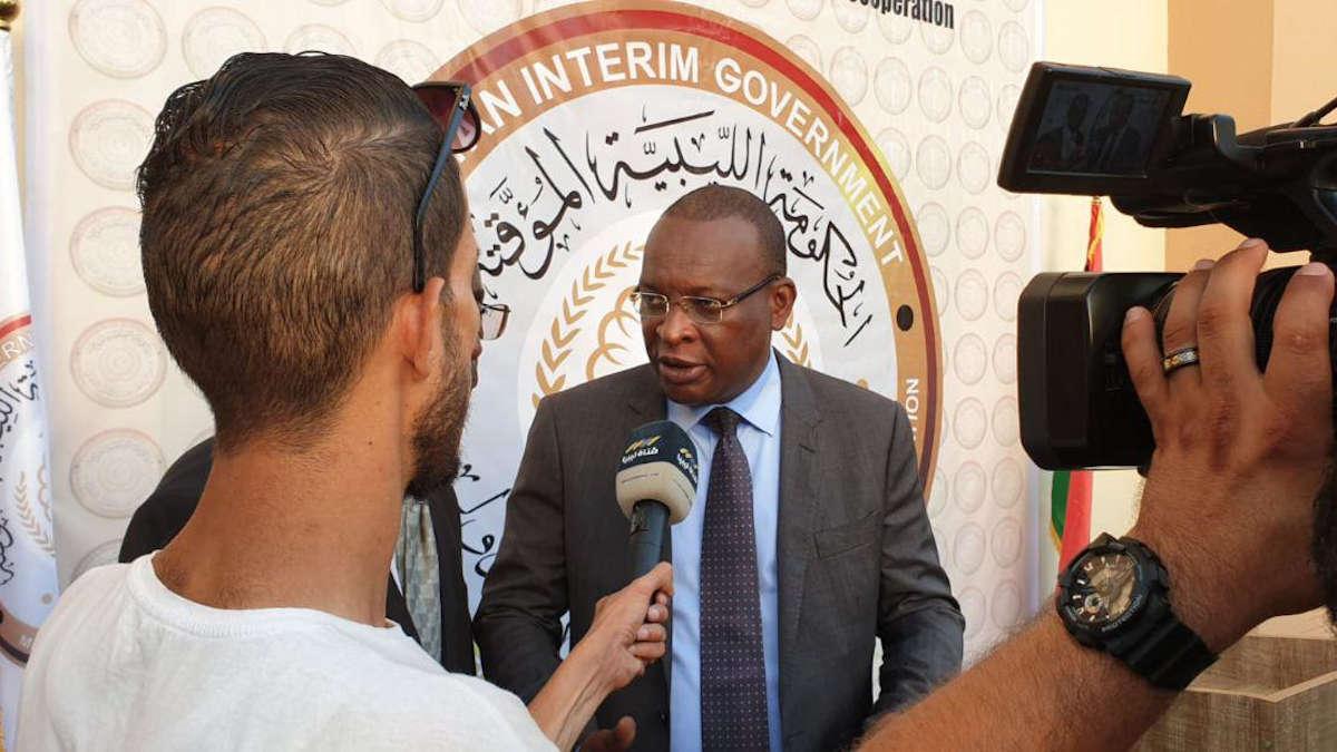 Gl Sékouba Konaté